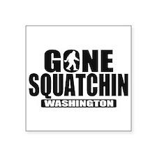 Gone Squatchin Washington *State Edition* Square S