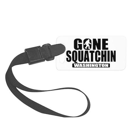 Gone Squatchin Washington *State Edition* Small Lu
