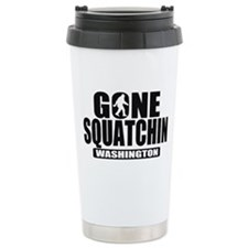 Gone Squatchin Washington *State Edition* Stainles