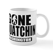 Gone Squatchin Washington *State Edition* Mug