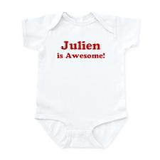 Julien is Awesome Infant Bodysuit