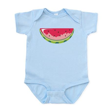 Watermelon Slice Infant Bodysuit