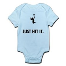 Sitting Volleyball Infant Bodysuit