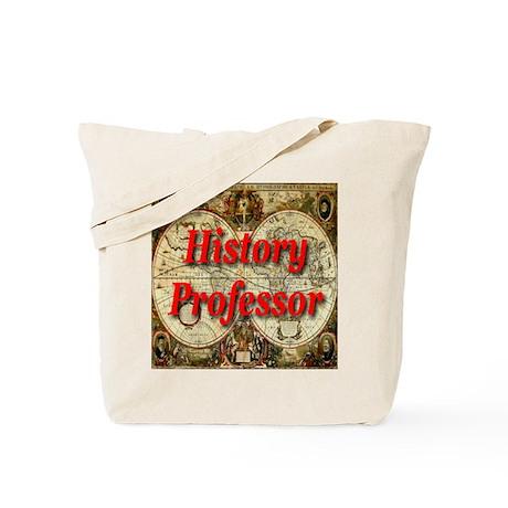 History Professor Tote Bag