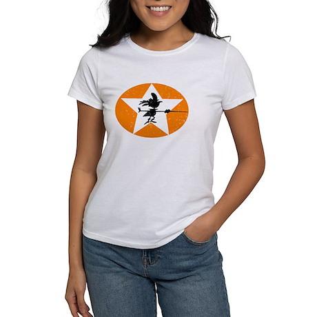 weathered chicken Women's T-Shirt