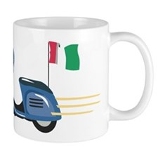 Italian Vespa Mug