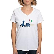 Italian Vespa Shirt