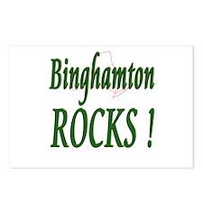 Binghamton Rocks ! Postcards (Package of 8)