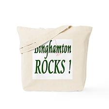 Binghamton Rocks ! Tote Bag