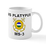 Ms Platypus Mug