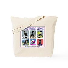 Floofiness League Tote Bag