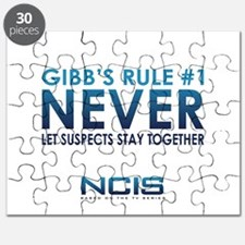 Gibbs Rule #1 Puzzle