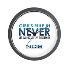 Gibbs Rule #1 Wall Clock