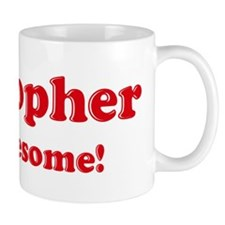 Cristopher is Awesome Mug