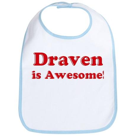 Draven is Awesome Bib