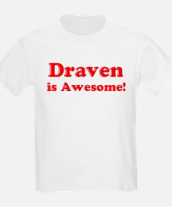 Draven is Awesome Kids T-Shirt