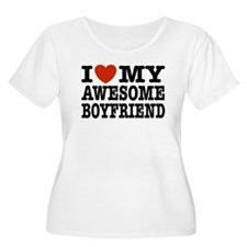 I Love My Awe T-Shirt