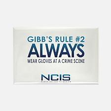 Gibbs Rule #2 Rectangle Magnet