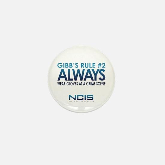 Gibbs Rule #2 Mini Button (100 pack)