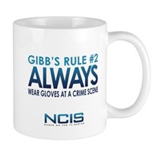 Gibbs Rule #2 Mug