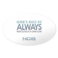 Gibbs Rule #2 Decal