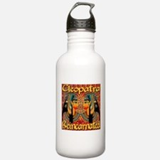 Cleopatra Reincarnated Persian Carpet Water Bottle