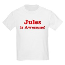 Jules is Awesome Kids T-Shirt