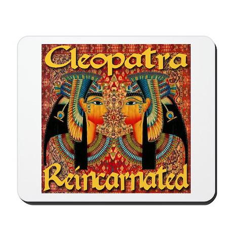 Carpet Track Mousepad Cleopatra Reincarnated Persian