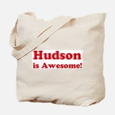 Hudson is Awesome Tote Bag