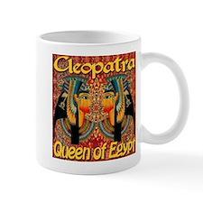 Cleopatra Queen Of Egypt Persian Carpet Mug