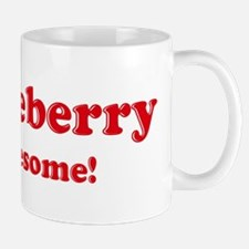 Huckleberry is Awesome Mug