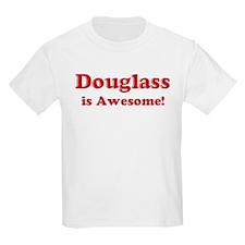 Douglass is Awesome Kids T-Shirt
