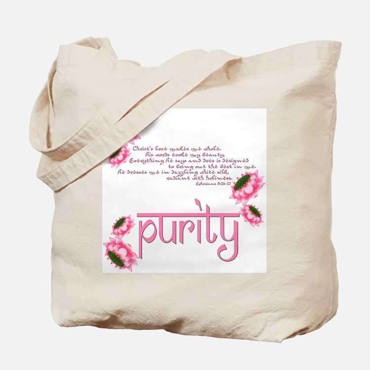Purely Beloved Tote Bag