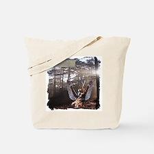 On Wings of Eagles Tote Bag