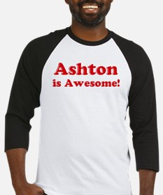 Ashton is Awesome Baseball Jersey