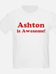 Ashton is Awesome Kids T-Shirt