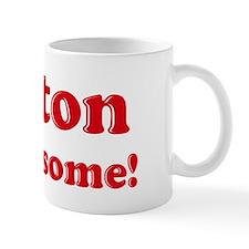 Ashton is Awesome Coffee Mug