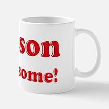 Greyson is Awesome Mug