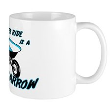 My other ride is a Wheelbarrow Mug