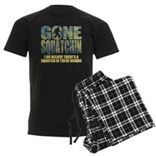 Gone Squatchin *Special Deep Forest Edition* Pajamas