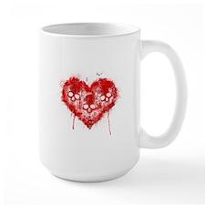 Valentines Death Mug
