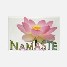Namaste - Rectangle Magnet