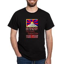Stop Cultural Genocide - T-Shirt