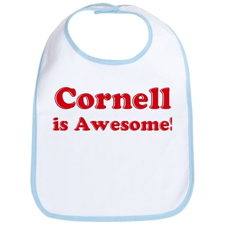 Cornell is Awesome Bib