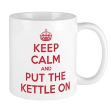 Put the Kettle On Small Small Mug