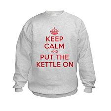 Put the Kettle On Sweatshirt