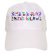 Mother In Law Baseball Cap