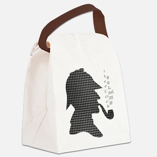 Sherlock Holmes, Canvas Lunch Bag