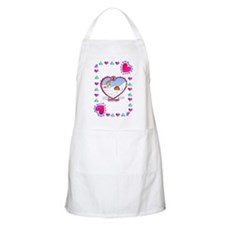 2nd Wedding Anniversary, Cotton Apron