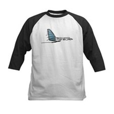 School Of Surf Windsurfing Logo Tee